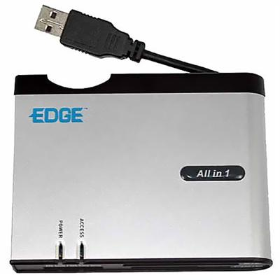 Edge Memory PE211622 ALL-IN-ONE READER WITH XD AND SDHC