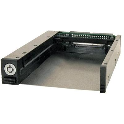 CRU-DataPort 8512-5502-9500 DataPort 25 - Storage receiving frame (bay) with data indicator  power indicator  key lock