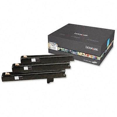 Lexmark C930X73G CMY Photoconductor Unit for C935/X940e/X945e - Pack of 3