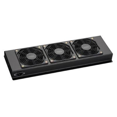 Black Box RM2409 Select Server Cabinet 3-Fan Unit - Rack fan kit - for P/N: RM2400A  RM2410A  RM2420A  RM2430A  RM2440A  RM2450A  RM2515A  RM2525A