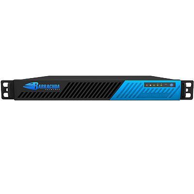 Barracuda BSF100a1 Email Security Gateway 100 E mail security appliance 10Mb LAN 100Mb LAN 1U rack mountable