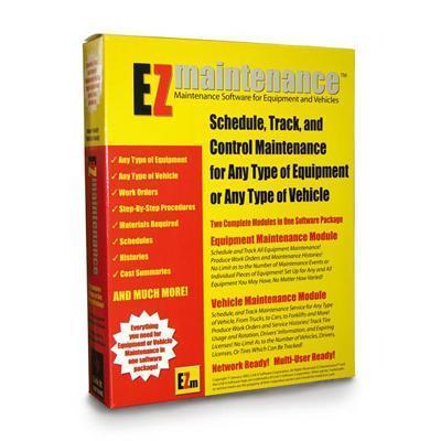 Link It Software EZM212004 EZ Maintenance Tech Support - 2 hours