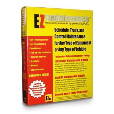Link It Software EZM212005 EZ Maintenance Tech Support - 5 hours