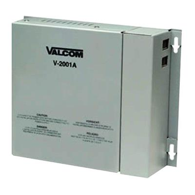Valcom V-2001A 1 Zone One-Way Enhanced Page Control with Built-in Power