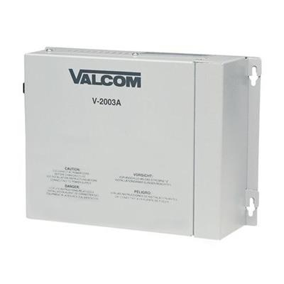 Valcom V 2003A 3 Zone One Way Page Control with Built in Power