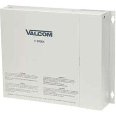 Valcom V 2006A 6 Zone One Way Page Control with Built in Power