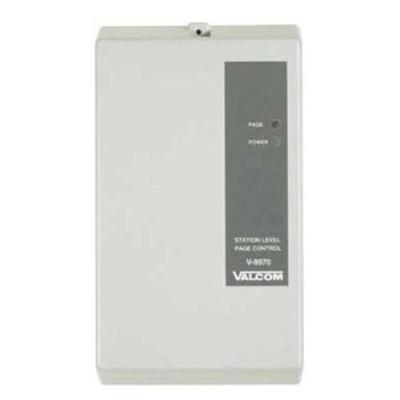 Valcom V-9970 1 Zone One-Way Page Control