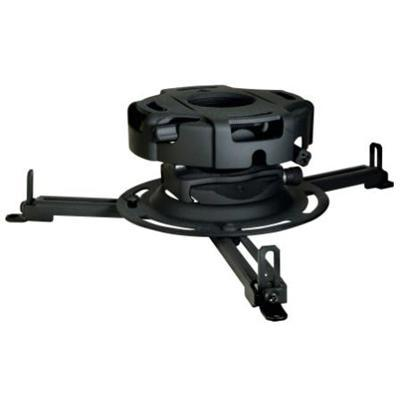 Peerless PRG-UNV PRG Precision Gear Projector Mount with Spider Universal Adapter PRG-UNV - Mounting component (ceiling mount  spider arms) for projec