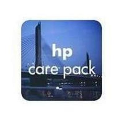 HP Inc. UG072E Care Pack Next Day Exchange Hardware Support - Extended service agreement - replacement - 3 years - shipment - NBD