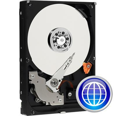 WD WD2500AAJB WD Blue WD2500AAJB - Hard drive - 250 GB - internal - 3.5 - ATA-100 - 7200 rpm - buffer: 8 MB - RoHS