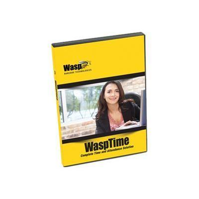 Wasp 633808550929 Time Enterprise - ( v. 7 ) - box pack (upgrade) - 5 administrators  100 employees - upgrade from Professional Edition - Win