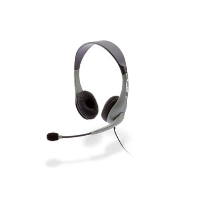 Cyber Acoustics AC-850 USB Stereo Headset and Boom Mic