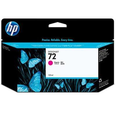 HP 72 - Print cartridge - 1 x magenta - for DesignJet T1100  T1120  T1200  T1300  T610  T620  T770  T790