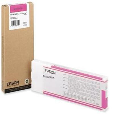 Epson T606300 T6063 - 220 ml - vivid magenta - original - ink cartridge - for Stylus Pro 4880  Pro 4880 AGFA  Pro 4880 ColorBurst Edition  Pro 4880 Portrait Edi
