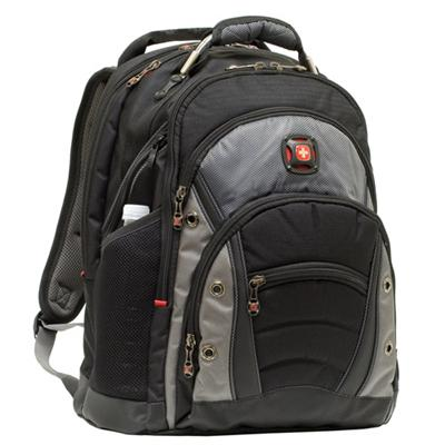 Victorinox Swiss Army GA-7305-14F00 Synergy 16 Notebook Computer Backpack - Gray