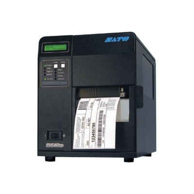 Sato America WM8430041 M 84Pro(3) - Label printer - DT/TT - Roll (5 in) - 305 dpi - up to 479.5 inch/min - capacity: 1 roll - LAN