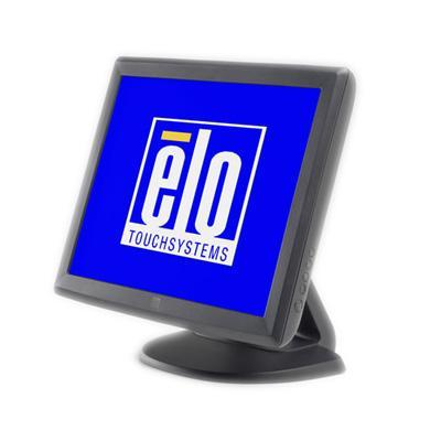 ELO Touch Solutions E700813 1515L 15 LCD Touchmonitor (IntelliTouch Touch Technology  Dual Serial/USB Touch Interface  ROHS and Antiglare Surface Treatment) - C