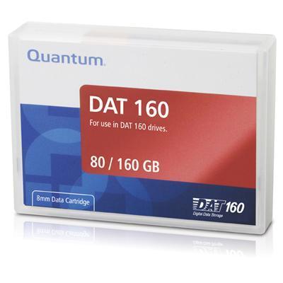 DAT-160 - 80 GB / 160 GB - black - storage media