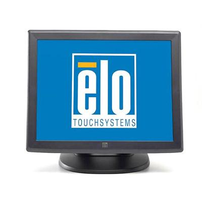 ELO Touch Solutions E210772 1515L 15 LCD Touchmonitor (AccuTouch Touch Technology  Dual Serial-USB Touch Interface  ROHS and Antiglare Surface Treatment) - Colo