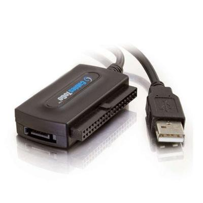 Cables To Go 30504 USB 2.0 to IDE or Serial ATA Drive Adapter