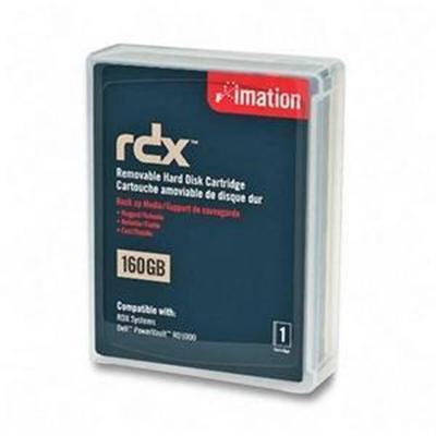 RDX Hard Disk Cartridge - Hard drive - 160 GB - removable - 2.5 - SATA-150