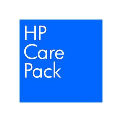 Hewlett Packard Enterprise UG647PE Next Business Day Hardware Support Post Warranty - Extended service agreement - parts and labor - 1 year - on-site - response
