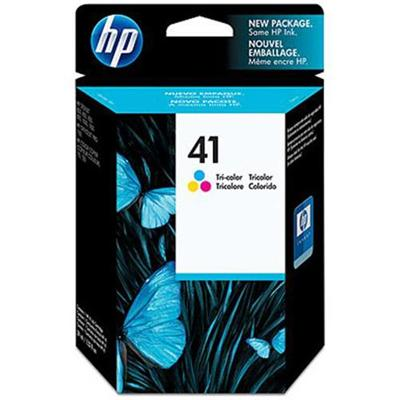 41 Tri-Color Inkjet Print Cartridge