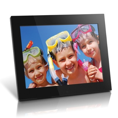 Aluratek Admpf315f Admpf315f - Digital Photo Frame - Flash 256 Mb - 15