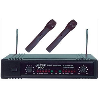 Pyle PDWM2600 PylePro PDWM2600 - Microphone system