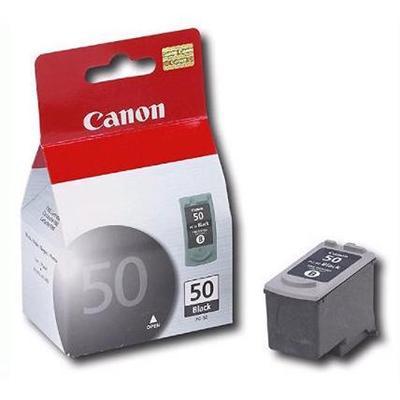 Canon 0616B002 PG-50 - High Capacity - pigmented black - original - ink cartridge - for FAX JX200  JX210  JX500  JX510  FAXPHONE JX510  PIXMA MP160  M