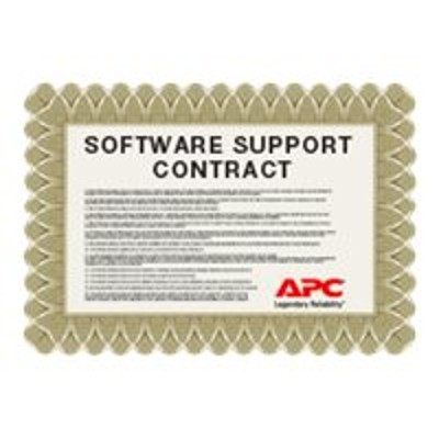APC WMS1M25N Extended Warranty Software Support Contract - Technical support - for InfraStruXure Central - 25 nodes - phone consulting - 1 month - 24x7