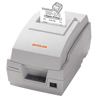 BIXOLON-Samsung mini printers SRP-270CP SRP-270C Monochrome Dot-Matrix Receipt Printer