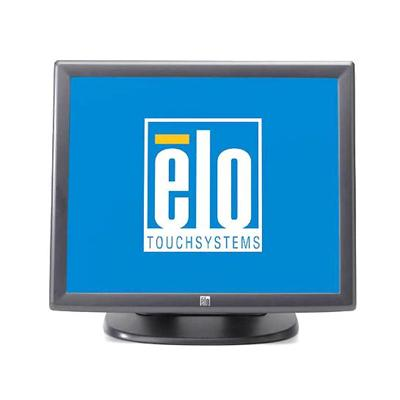 ELO Touch Solutions E266835 1915L 19 LCD Desktop Touchmonitor (IntelliTouch Touch Technology  Dual Serial/USB Touch Interface and Antiglare Surface Treatment) -