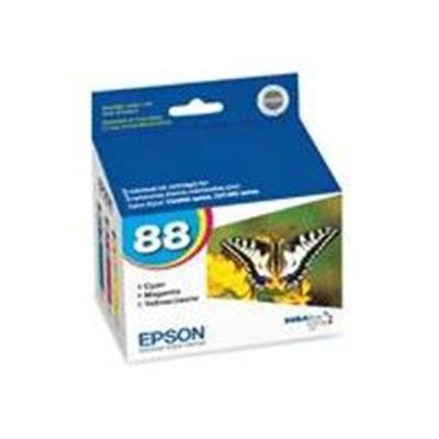 Multi-Pack Color DURABrite Ultra Ink Cartridges works with Epson Stylus CX4400 / CX4450 / CX7400 inkjet printers.