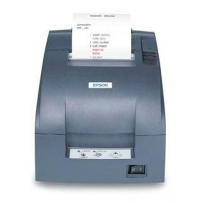 Epson C31C514A8541 TM U220B - Receipt printer - two-color (monochrome) - dot-matrix - Roll (3 in) - 17.8 cpi - 9 pin - up to 6 lines/sec - serial