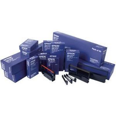 Epson C33S020407 SJIC8(K) - Black - original - ink cartridge - for TM J7000  J7000-171  J7000P  J7500  J7500P  J7600  J9000-121