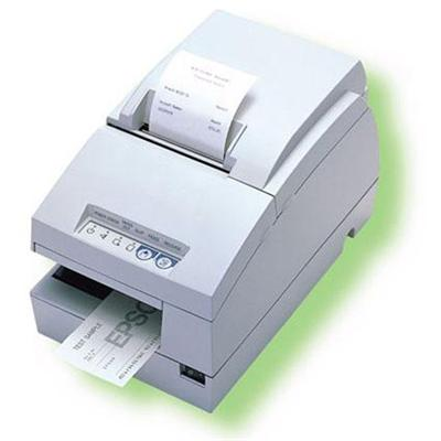 Epson C31C283012 TM U675 - Receipt printer - dot-matrix - A5  Roll (3.25 in) - 17.8 cpi - 9 pin - up to 5.1 lines/sec - serial