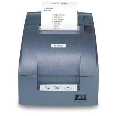 Epson C31C514A8731 TM U220B - Receipt printer - two-color (monochrome) - dot-matrix - Roll (3 in) - 17.8 cpi - 9 pin - up to 6 lines/sec - USB - cutter
