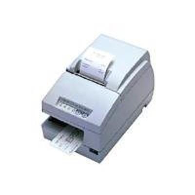 Epson C31C283A8911 TM U675 Monochrome Dot-Matrix Receipt Printer - Serial - Dark gray