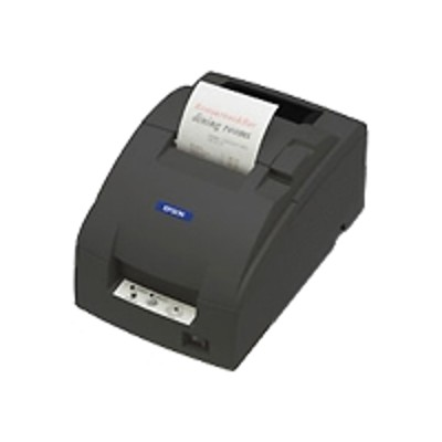 Epson C31C514A8711 TM U220B - Receipt printer - two-color (monochrome) - dot-matrix - Roll (3 in) - 17.8 cpi - 9 pin - up to 6 lines/sec - USB - cutter