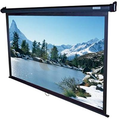 Elite Screens M71UWS1 71 Manual Pull-down Projector Screen
