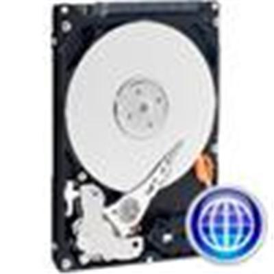 WD Scorpio Blue WD2500BEVE - hard drive - 250 GB - ATA-100