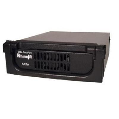 Cru-dataport 6651-5000-0500 Storcase Rhinojr 110 - Storage Drive Carrier (caddy) - 3.5 - Black