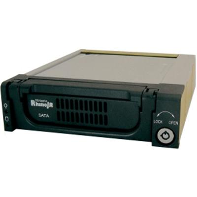 Cru-dataport 6650-5000-0500 Storcase Rhinojr 110 - Storage Mobile Rack - 3.5 - Black