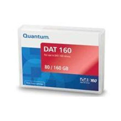 Quantum MR-D6CQN-01 DDS/DAT Cleaning Cartridge II - DAT-160 - black - cleaning cartridge - for DAT 160