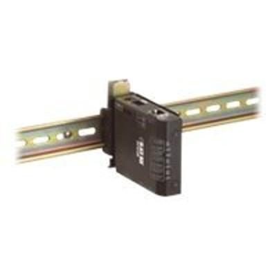 Black Box LBH100A-P-SSC Extreme Media Converter Switch 100-240-VAC - Fiber media converter - Ethernet  Fast Ethernet - 10Base-T  fiber optic  100Base-TX - RJ-45