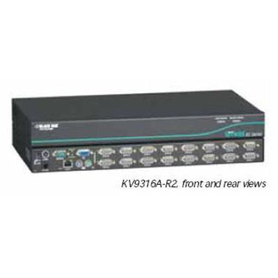 Black Box KV9316A-R2 16 Port ServSwitch KVM Switch with IP