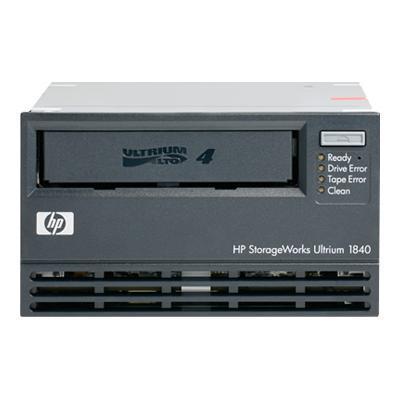StorageWorks Ultrium 1840 - Tape drive - LTO Ultrium ( 800 GB / 1.6 TB ) - Ultrium 4 - SAS - internal