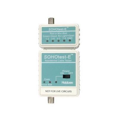 Cables To Go 39004 SOHOTest-E Residential Cable Tester
