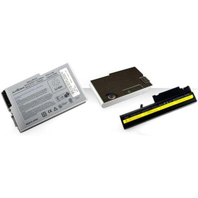 Axiom Memory 312-0383-AX Notebook battery (equivalent to: Dell 312-0383) - 1 x lithium ion 6-cell - for Dell Latitude D620  D620 BURNER  D620 Essential Plus